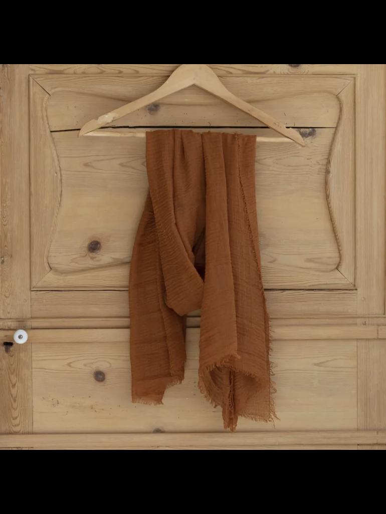 Sully Tørklæde (Okker)