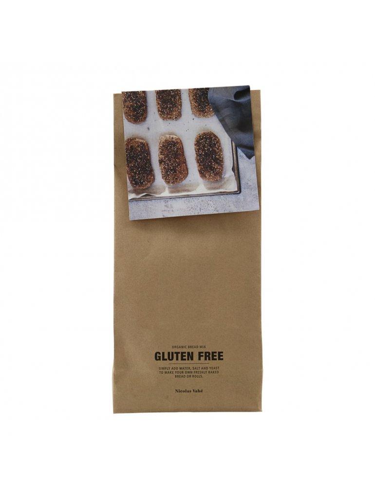 Økologisk brødmix (Gluten free)