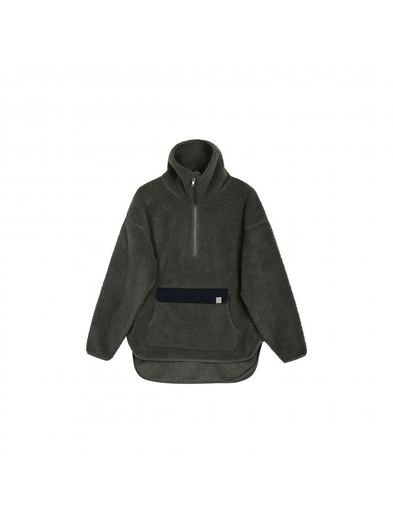 Perry Pile Anorak, Voksen (Army)