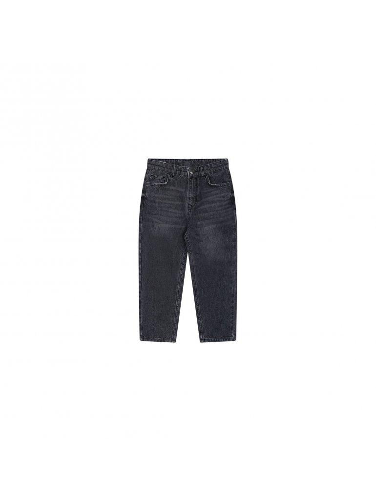 Benny Tapered Jeans (Sort)