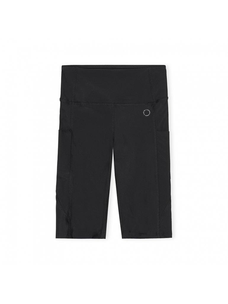 High Bike shorts (Sort)