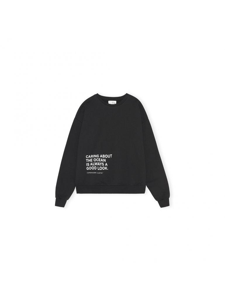 Unisex Sweatshirt (Sort) (Limited edition)