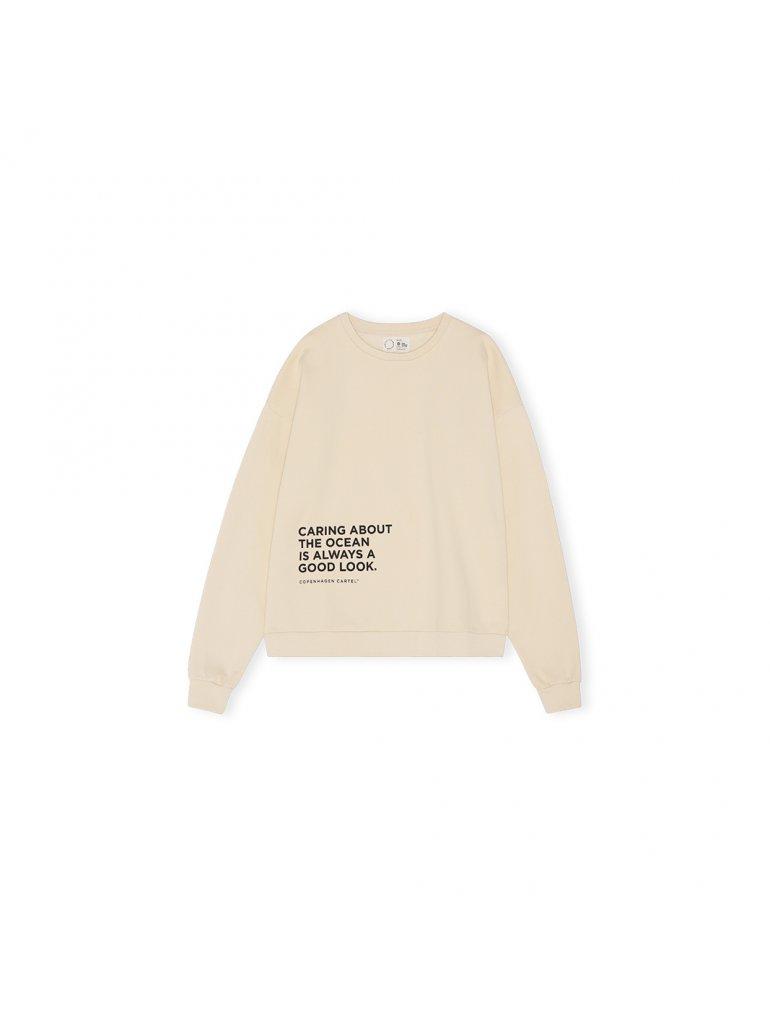 Unisex Sweatshirt (Sand) (Limited edition)