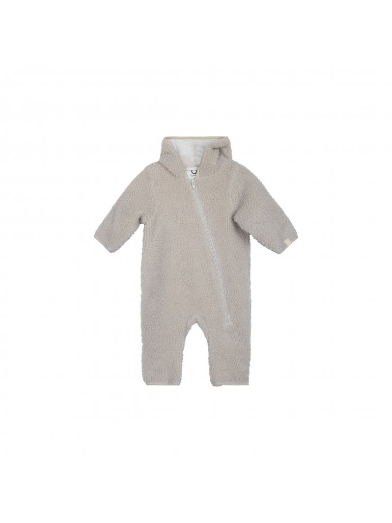 Perry pile Overall (Beige)